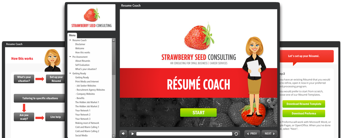 online résumé training and advice australia strawberry seed