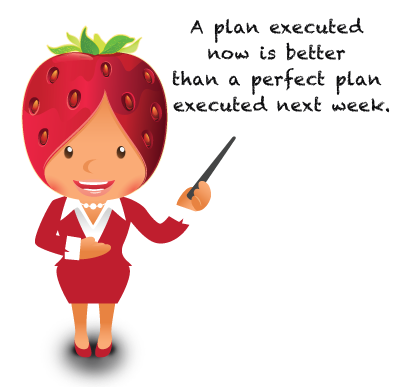 strawberry-lady-planning