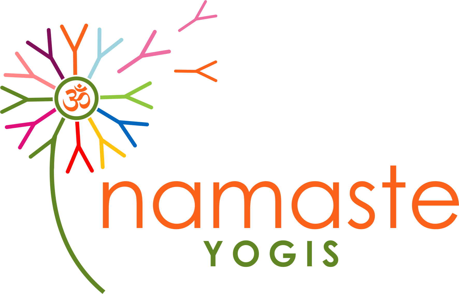 Namaste Yogis