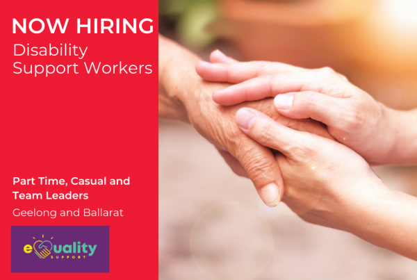 Disability Support Workers Geelong and Ballarat